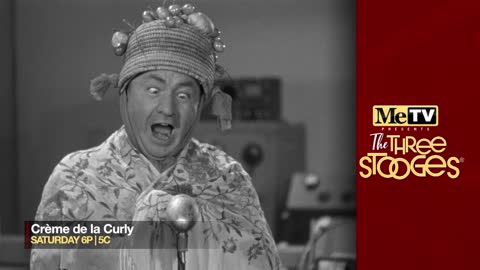 Watch the best of Curly in The Three Stooges on June 1