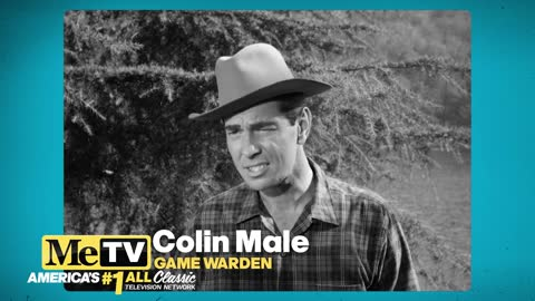 Colin Male was the announcer and game warden on The Andy Griffith Show