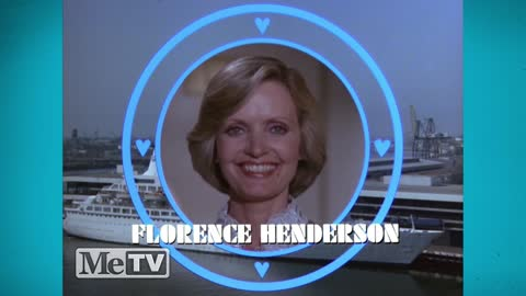 The Queen of The Love Boat | Florence Henderson