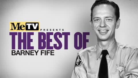 MeTV Presents The Best of Barney Fife