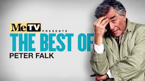 MeTV Presents The Best of Peter Falk