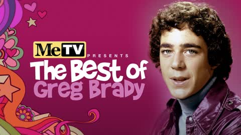 MeTV Presents The Best of Greg Brady