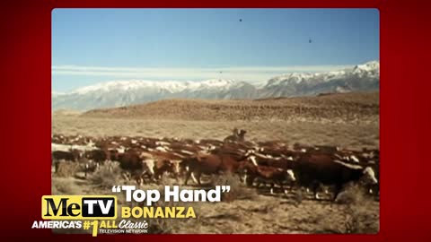 This Bonanza music became the Little House theme song