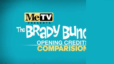 Opening Credits Comparison | The Brady Bunch