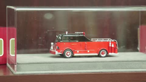 Collector's Call Web Extra: Fire Engine Model Prototype
