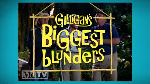 Ruining a Rescue Attempt | Gilligan's Biggest Blunders