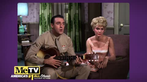 Gomer Pyle sings a song for Lou-Ann Poovie