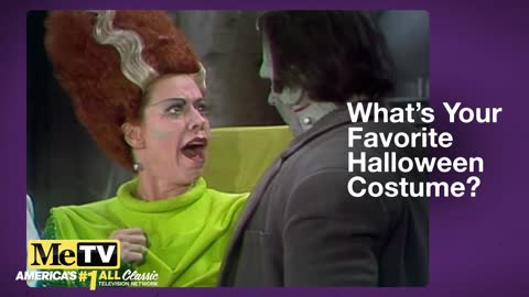 What's Your Favorite Halloween Costume?