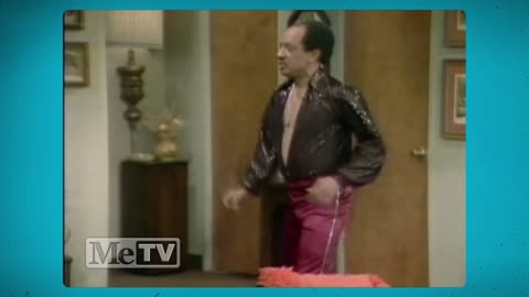 Watch George Jefferson walk the walk he made famous!