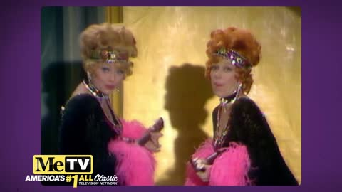 Lucille Ball on The Carol Burnett Show