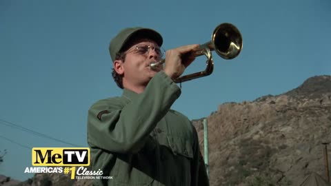 A memorable M*A*S*H moment from ''Officer of the Day''