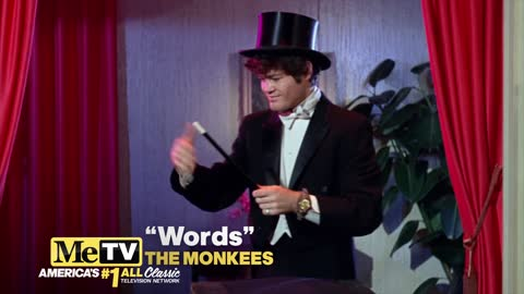 ''Words'' by The Monkees