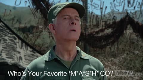 Who's Your Favorite M*A*S*H Commanding Officer?