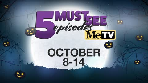 5 Must See Episodes: October 8-14