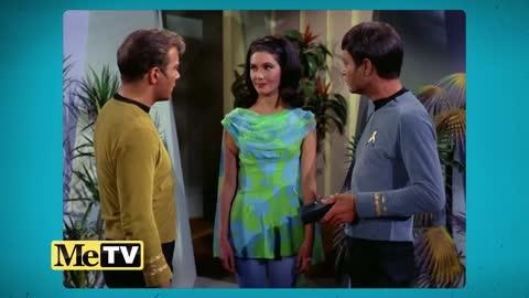 Elinor Donahue on Star Trek The Original Series