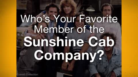 Who's Your Favorite Member of the Sunshine Cab Company?