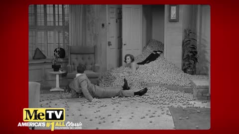 Walnuts on The Dick Van Dyke Show