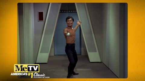 George Takei in ''The Naked Time''