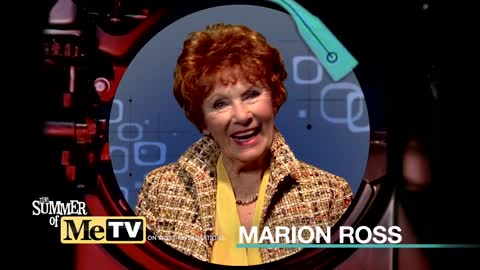 Marion Ross declares that Happy Days are here again on MeTV!