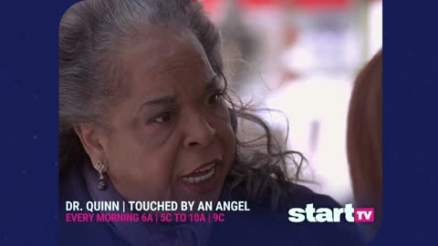 Touched By an Angel | Dr. Quinn, Medicine Woman - Every Morning