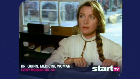 Dr. Quinn, Medicine Woman - Every Morning at 6A | 5C