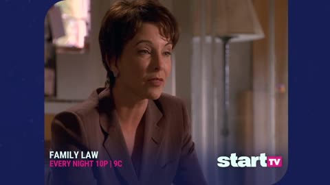Family Law - Every Night at 10P | 9C