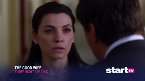 The Good Wife - Every Night at 11PM | 10C