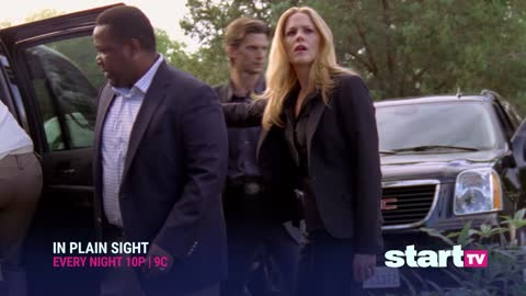 In Plain Sight - Every Night at 10PM | 9C