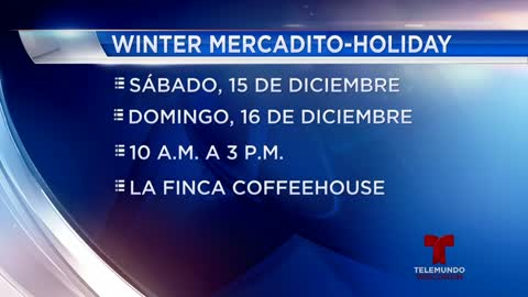 Winter Mercadito-Holiday Edition!