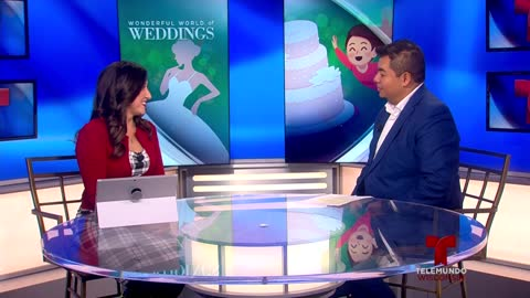 "Exposición de Bodas ""Wonderful World of Weddings"" llega..."