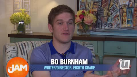 Bo Burnham Chats new film 'Eighth Grade'