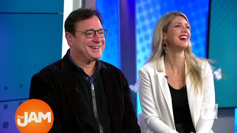 Bob Saget and Kelly Rizzo Exclusive