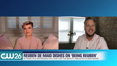 Reuben de Maid Talks New Show 'Being Reuben'