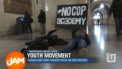 Chicago Kids Calling For Gun Control