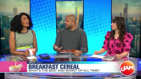 Celeb Culture & Best Breakfast Cereals