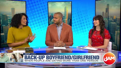 Backup Boyfriends & Etiquette Basics