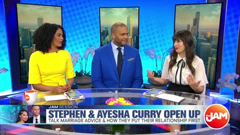 Stephen and Ayesha Curry Open Up & Hyde Park Speakeasy