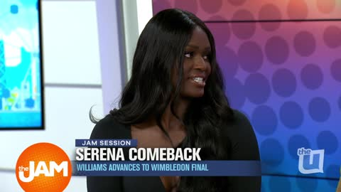 Serena's Comeback and Dating Out of Your League