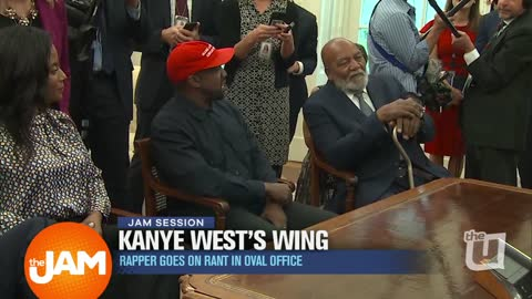 Kanye West in the Oval Office and Savage Wedding Photographer