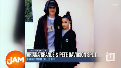 Ariana Grande and Pete Davidson Split & Drake Opens Up