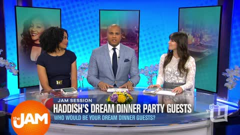 Tiffany Haddish Dream Dinner Party & Sex in the Car