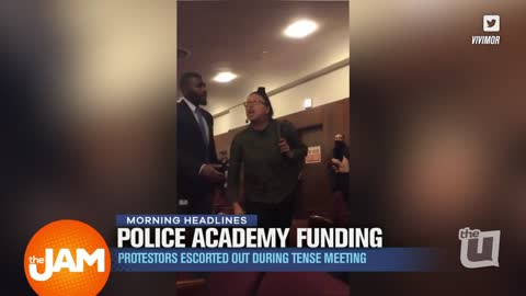 Chicago Academy Funding Stirs Protests