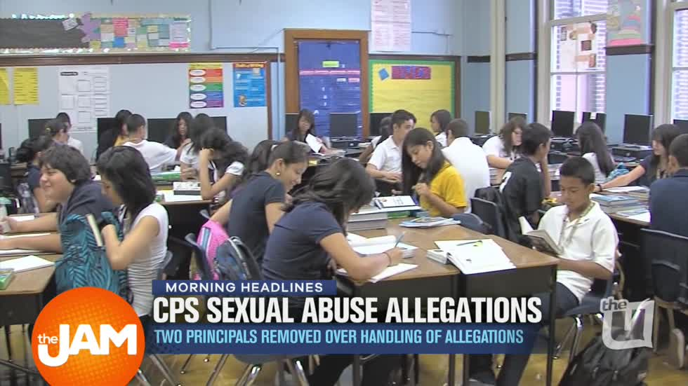 Allegations Of Abuse Of Students With >> Wciu The U Two Cps Principals Removed Over Sexual Abuse Allegations
