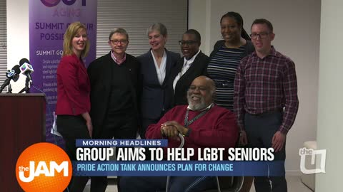 Pride Action Tank Aims to Help LGBT Seniors