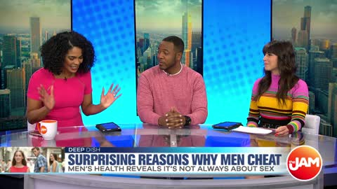 Reasons Men Cheat & Paying to be Good in Bed