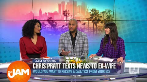 Anna Faris Supports Chris Pratt & Believing in Ghosts
