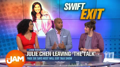 Julie Chen Quits the Talk & The Emmys 2018 Recap