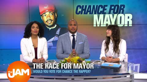Chance the Rapper for Mayor?