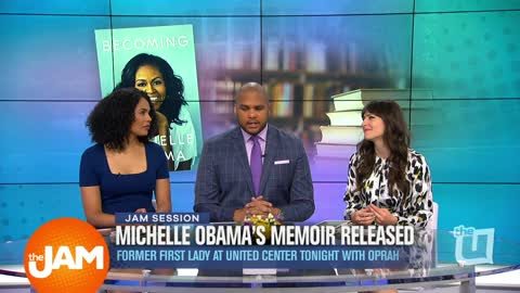 Michelle Obama's Memoir Released and 'Real Housewives of Orange County'