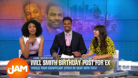 Will Smith's Birthday Post for Ex and RHOA